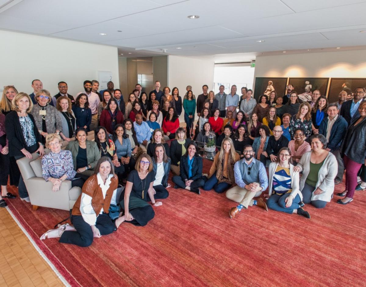 Co-Design Convening 2019 Group shot image