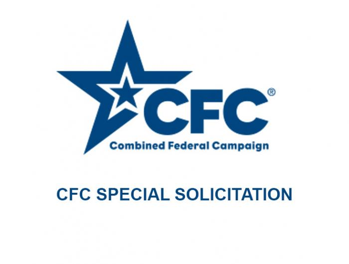 CFC SPECIAL SOLICITATION