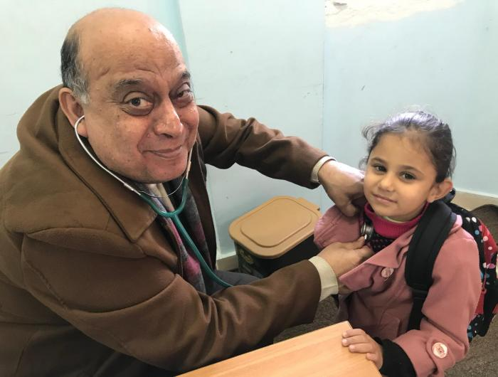 Small Steps Toward Better Health in Gaza