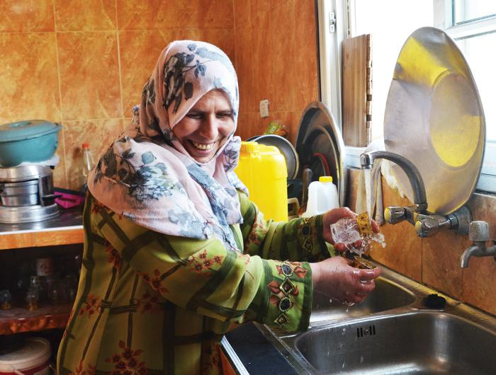 WASH in Gaza