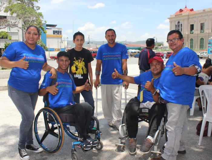 Greater Access for People with Disabilities