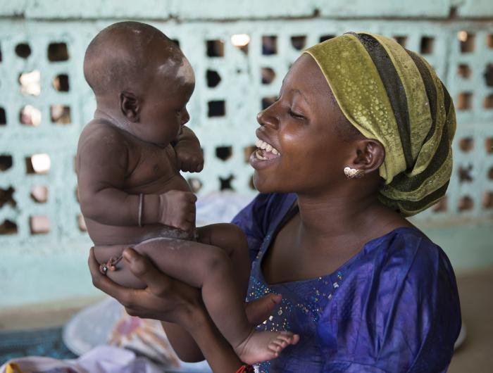 Maternal and Child Health in Mali