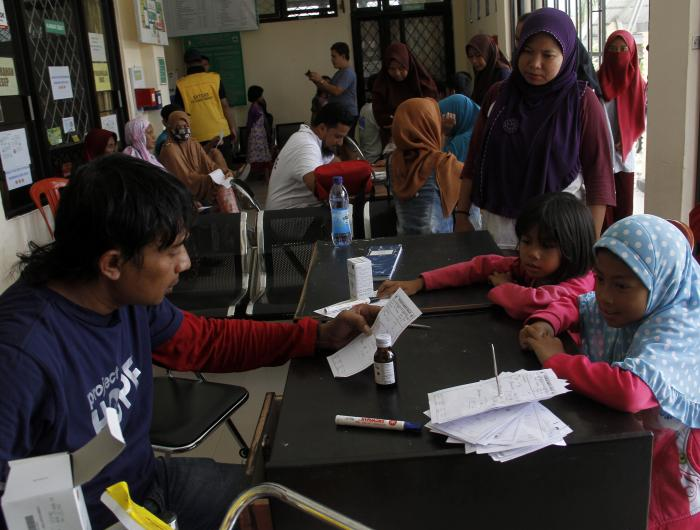 Providing Medical Care in Indonesia